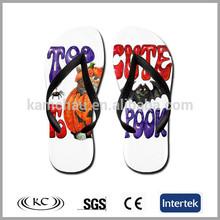 promotional trendy colorful summer men women's slippers