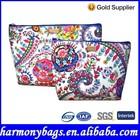 New various size custom full printing cosmetic bag