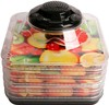350W square shape fruit dehydrator with CE