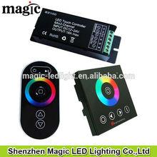 DC12V 216W DC24V 432W RGB WALL LED Controller