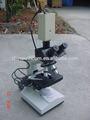 Baratos usb ccd de la cámara del microscopio xsz- 107bn+ccd