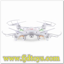 New product X5C 2.4G 4CH RC Quadcopter Top Quality Helicopter with Camera HD Video
