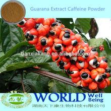 Low Price Lose Weight Medicine 100% Natural Guarana P.E Guarana Seed Extract Powder/Guarana Extract