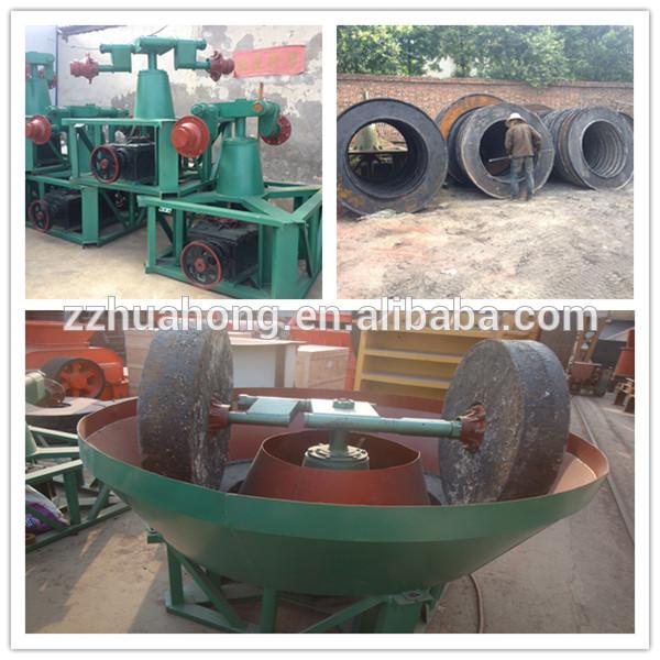 gold extracting machine