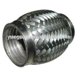 "Exhaust Flexible Pipe/auto exhaust pipe 1.5"" x4"""