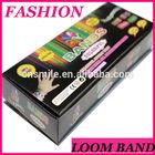 2014 New Design DIY Fashion cheap rubber loom bands set Hot sale crazy loom kit
