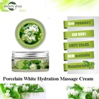 Smoothing skin porcelain whitening facial massage cream