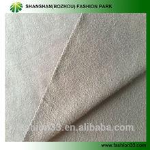 Shanshan 100% cotton fleece / brust fabric for Sweater,t shirt