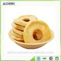 Baixo preço de maçã seca anéis em massa, todos os nomes de frutas