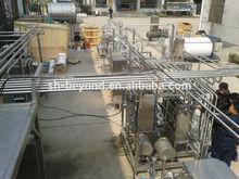 Long shelf life yogurt production line