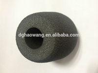 irregular Customized High Quality Black Eva foam tube