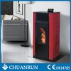 Italian Biomass Wood Pellet Stove/Fireplace with CE