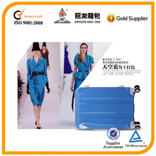 Pure blue travel bag from Alibaba China supplier