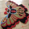 Butterfly Carpets and Rugs, Handmade Carpet, Wool Carpet, Silk Rugs 001