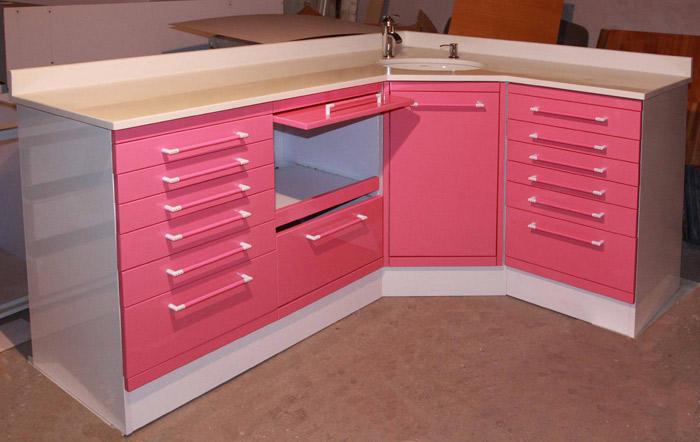 Cl nica dental del gabinete - Muebles para clinicas dentales ...