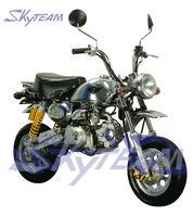 SKYTEAM monkey bike replica 125cc 4 stroke Le Mans Club Motorbike (EEC EUROIII EURO3 CERTIFIED)