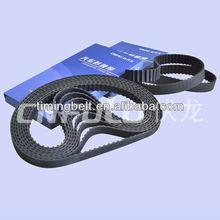 Automotive raw edged V belts
