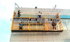 Cradle / special suspended platform / high building cleaning equipment/ Gondola