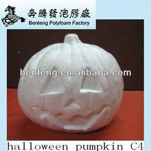 2013 hot promotional wholesale foam halloween pumpkin
