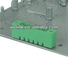 PCB Male terminal block,3.5mm,MCV 1,5/...GF...
