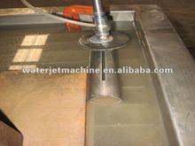 pipe water jet cutting machine