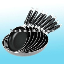 All sizes nonstick aluminum fry pan