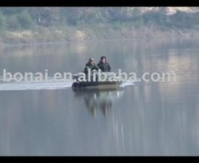 Amphibious jet boat