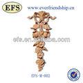 древесины декоративная мебель накладок и аппликаций( efs- м в- 002)
