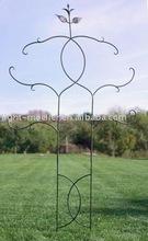 wrought iron garden trellis