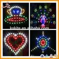 noche de luz led de kite cometa kaixuan china