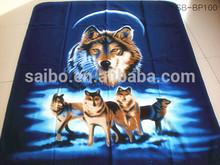 Животных конструкции и фото печатных флиса одеяло
