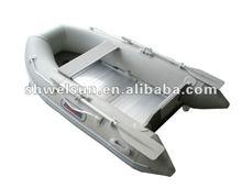 Aluminum Floor Inflatable Boats