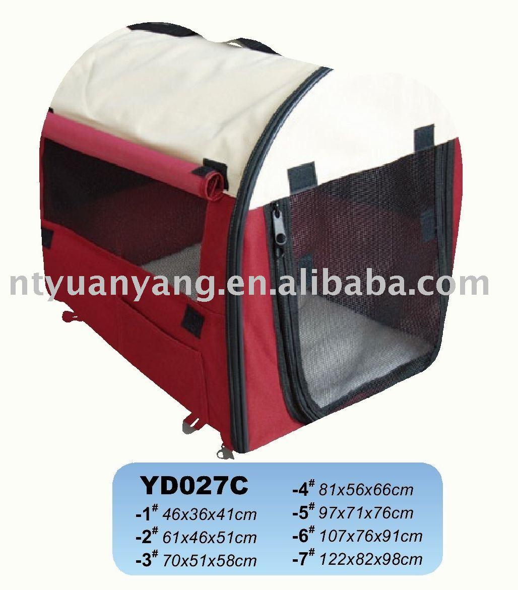 soft dog crate dog casserole waterproof carrier