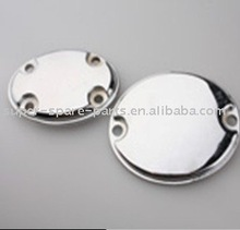 motorcycle engine part side cover 110cc ATV engine parts