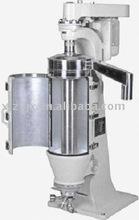 Tubular Bowl Cocoa Butter Clarification Centrifuge Separator