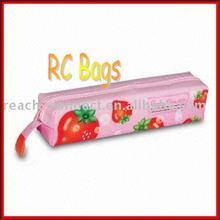 pvc pencil bag,new bag,nice printing
