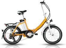 PLUME EN15194 electric bike folding