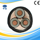 medium voltage ,XLPE/PVC Insulated armoured Power Cable