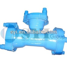 Ductile Iron Express Joint Pipe Fitting