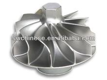 OEM Non-standard ss304/316 stainless steel investment casting impeller