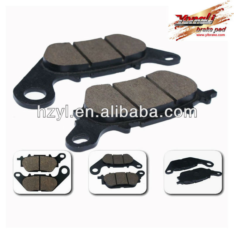 Professional Manufacturers high performance brake pad