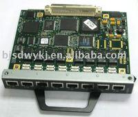 used cisco PA-MC-8TE1+ network card