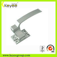 Door handle and lock