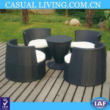 2012 Aluminum frame outdoor rattan furniture rattan outdoor furniture