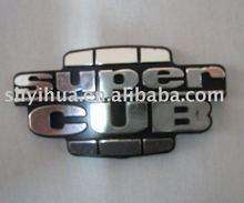 Galvanizados chrome emblema