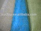 sheer organza fabric with bronzing