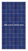 160W Polycrystalline solar panels