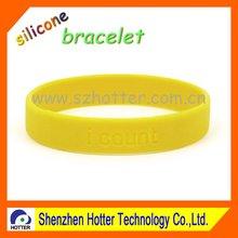 wrist silicone band