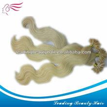 Hot sale Remy human U tip keratin bond fusion Hair