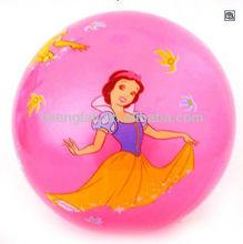 Fashion pvc inflatable beach sports ball